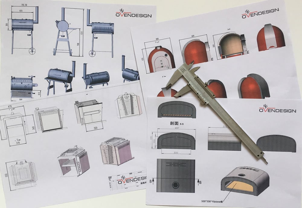 Tailored Design-Ovendesign