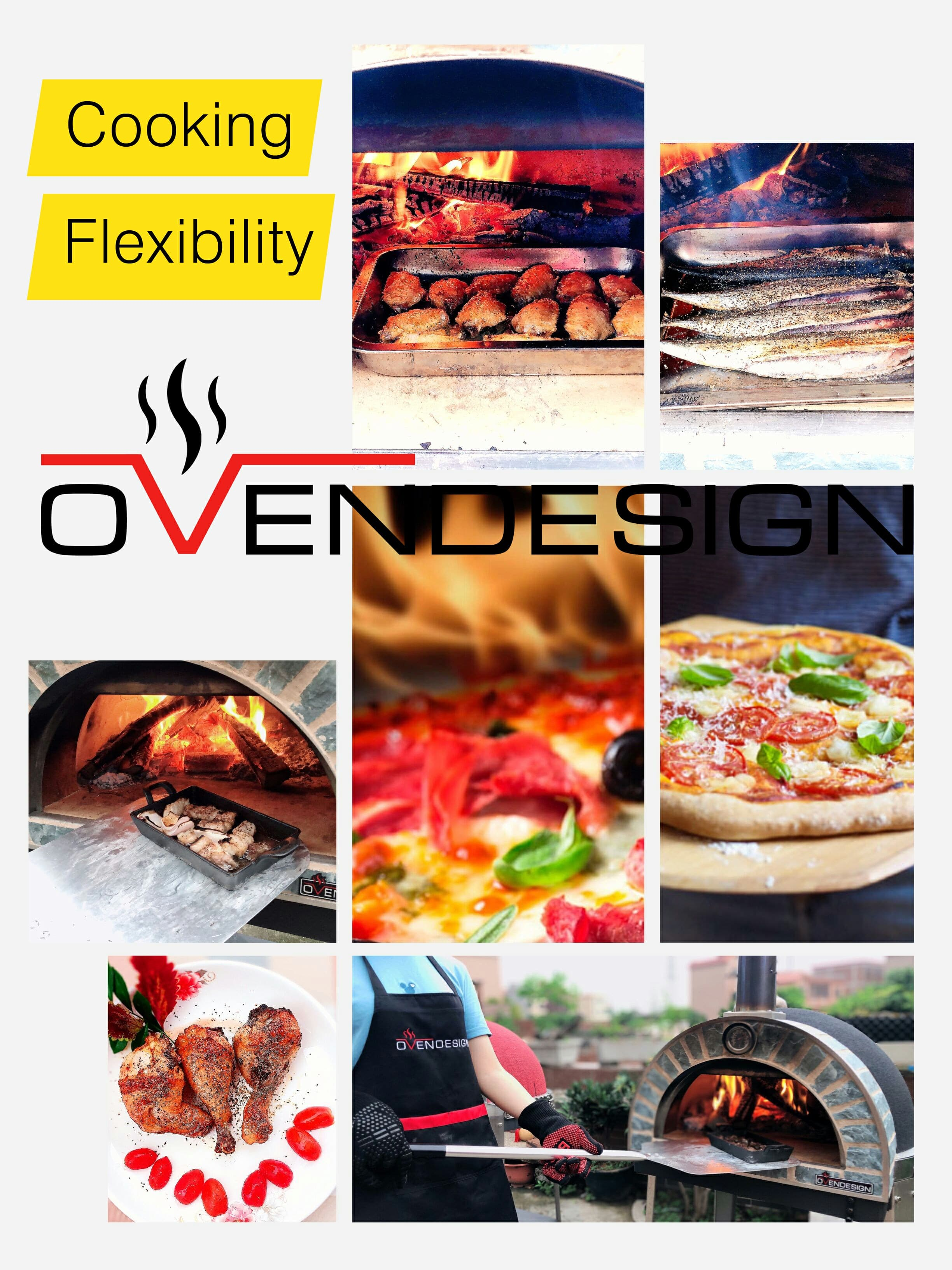 Cooking Flexibility