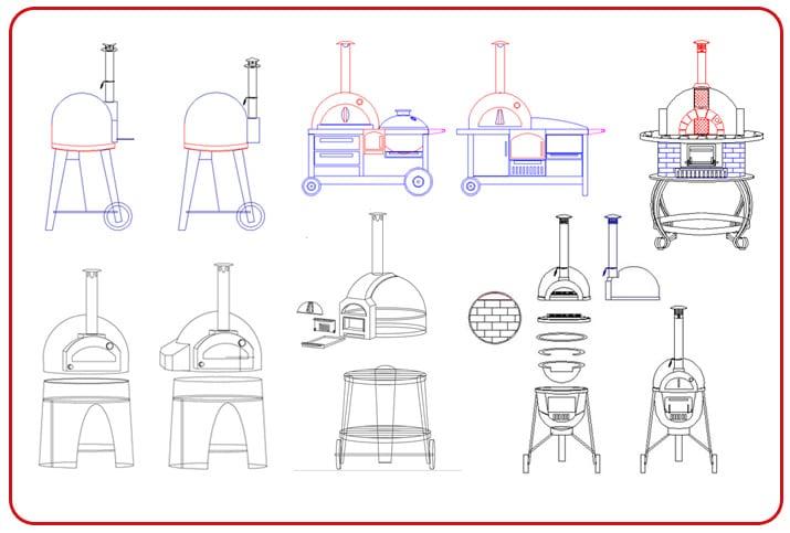 wonderful oven designs