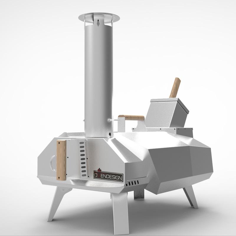 F16 Portable pizza oven
