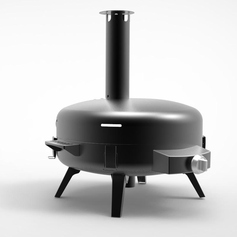 Outdoor Pizza Oven-2