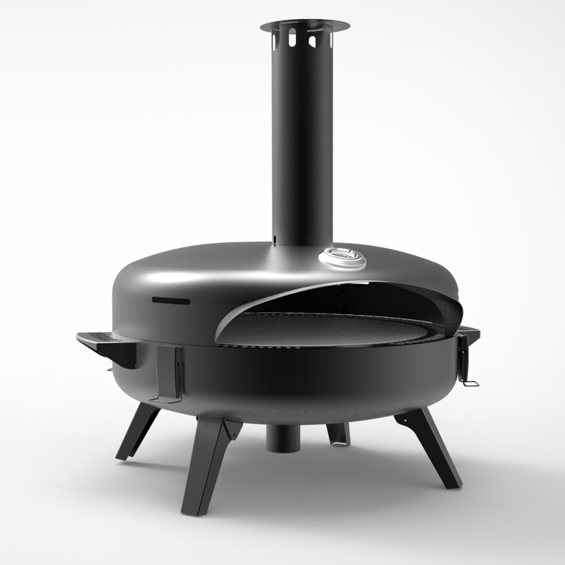 Outdoor Pizza Oven-3