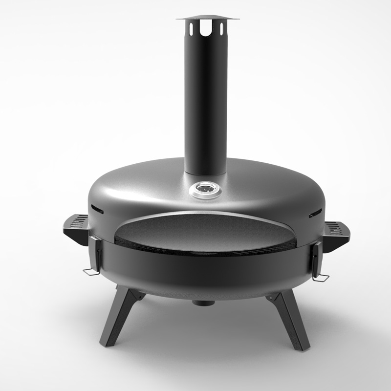 Outdoor Pizza Oven-5