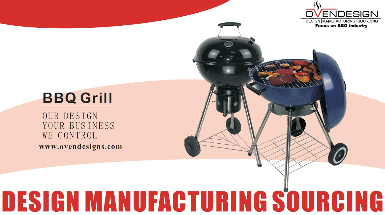 ovendesign BBQ Grill catalog