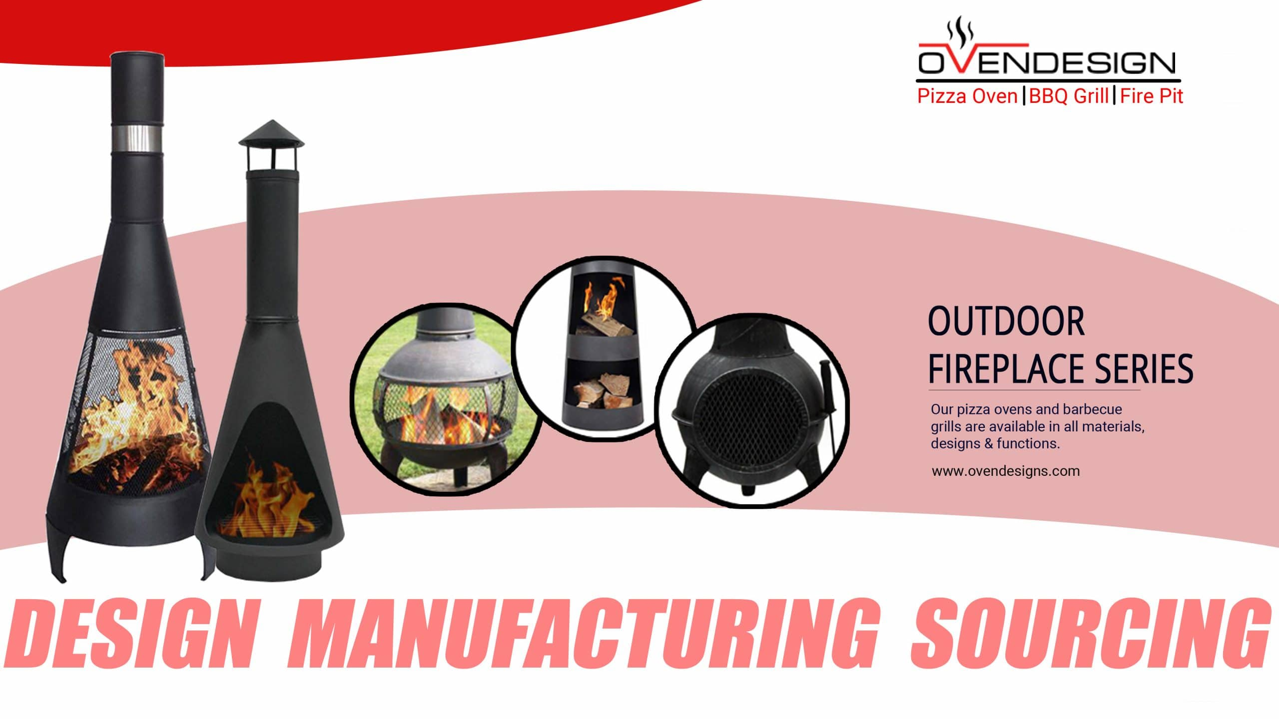 Chimeneas Fire Pit catalog