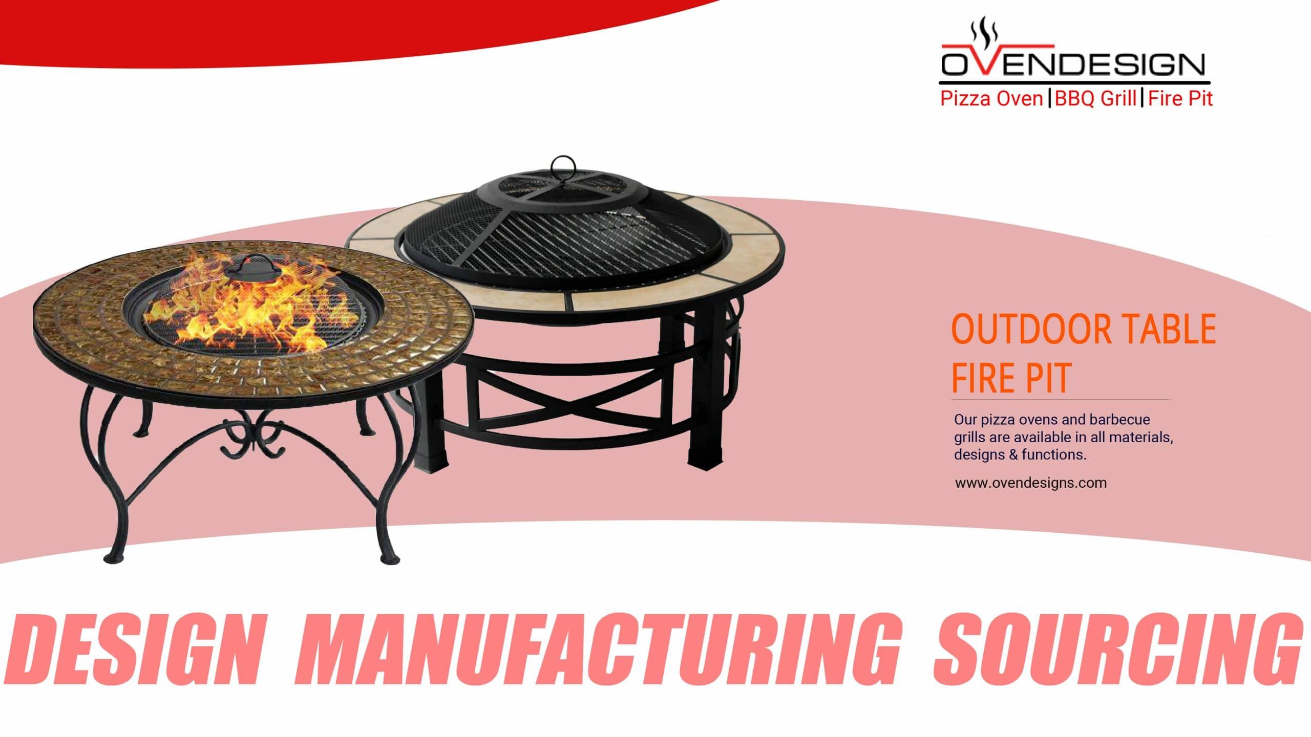 Simple Fire Pit catalog