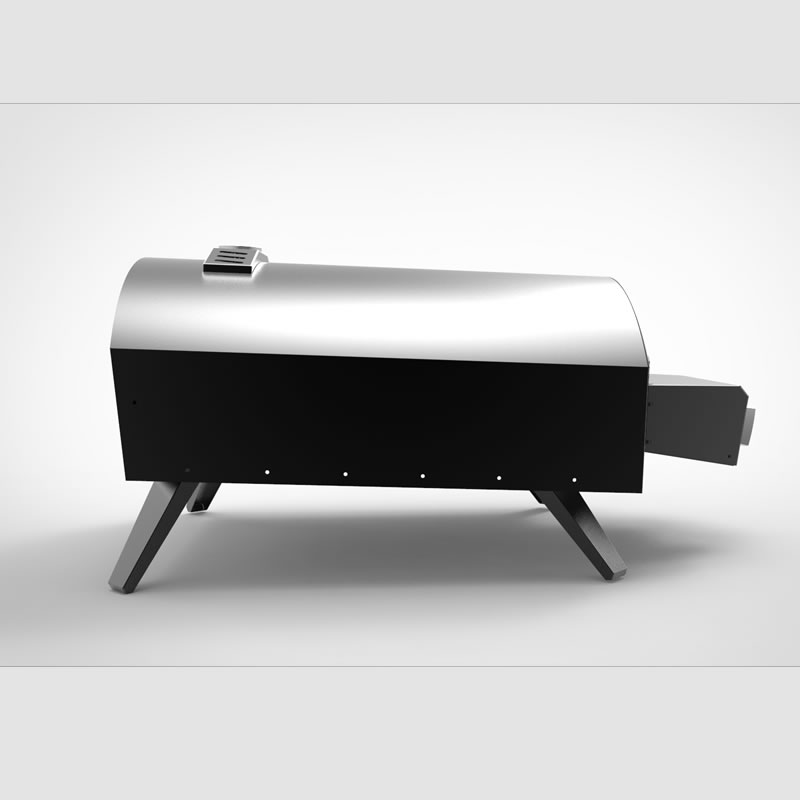 Countertop-Gas-Powered-pizza-oven-ovendesign-QQ-G-P-3-1