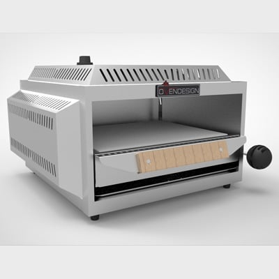 NPG-5 Beef Barbecue Grill-1