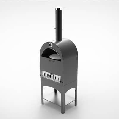 No-4 Pizza Oven-2